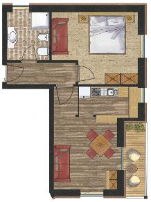 appartamenti a san vigilio di marebbe in alto adige - residence ... - Divano Letto Matrimoniale A Poco Prezzo